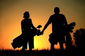 GolfingCouple